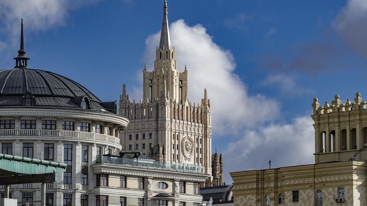 МИД России потребовал от Киева объясниться за листовки: Украинского дипломата вызвали на ковёр