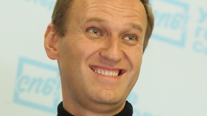 Влажные мечты борцуна с режимом: Навальный выложил фото со взрывающимся Кремлём
