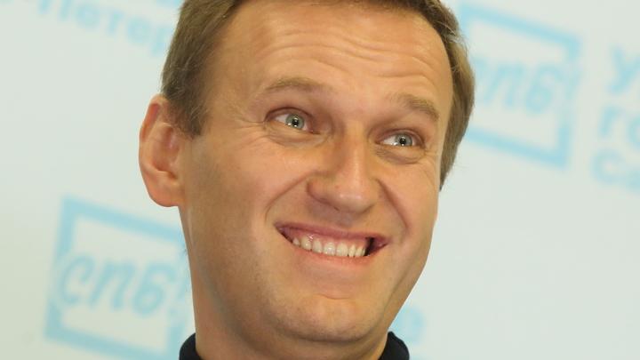 Против этой омерзительной России?: Навального поймали за язык