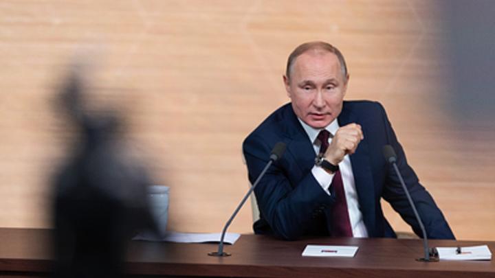 Самый рискованный гамбит: Bloomberg оценил 20-летие власти Путина