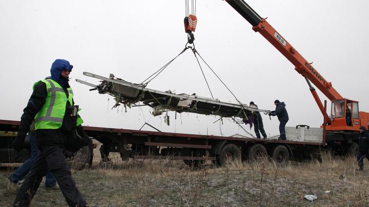 Украинский след в крушении MH17 пытался нащупать Гордон. Не получилось