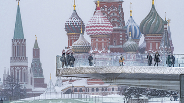 Москву аномально заштормит: Столицу три дня будут испытывать на прочность морозы