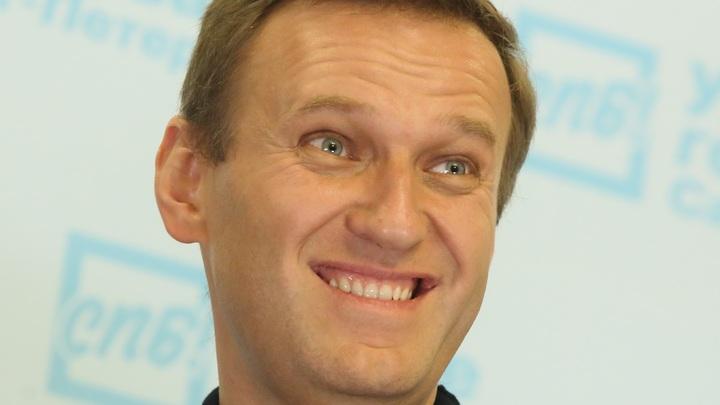 После намёка на возврат Навального в Россию немецкий фонд сделал заявление: Господин очень слаб