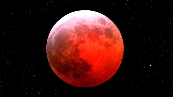 Луна цвета земной крови: Как шарлатаны пиарятся на затмении
