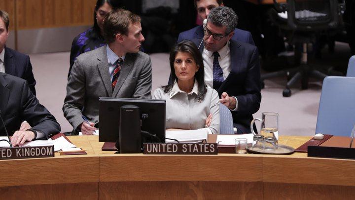 Постпред США в ООН безуспешно пытается оправдать решение Трампа по Иерусалиму