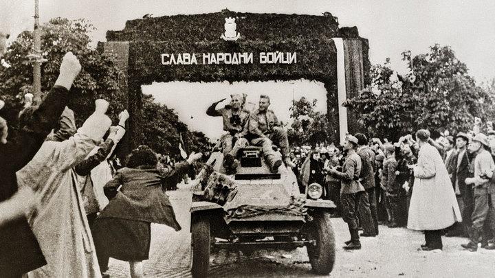 Прорусские союзники Гитлера