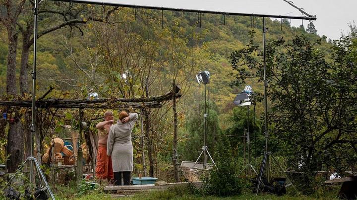 На курортах Кубани идут съемки нескольких фильмов и сериалов