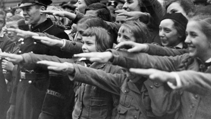 Выставка в Раде рассказывает, как Украина и Гитлер пытались создать «новый порядок в Европе»