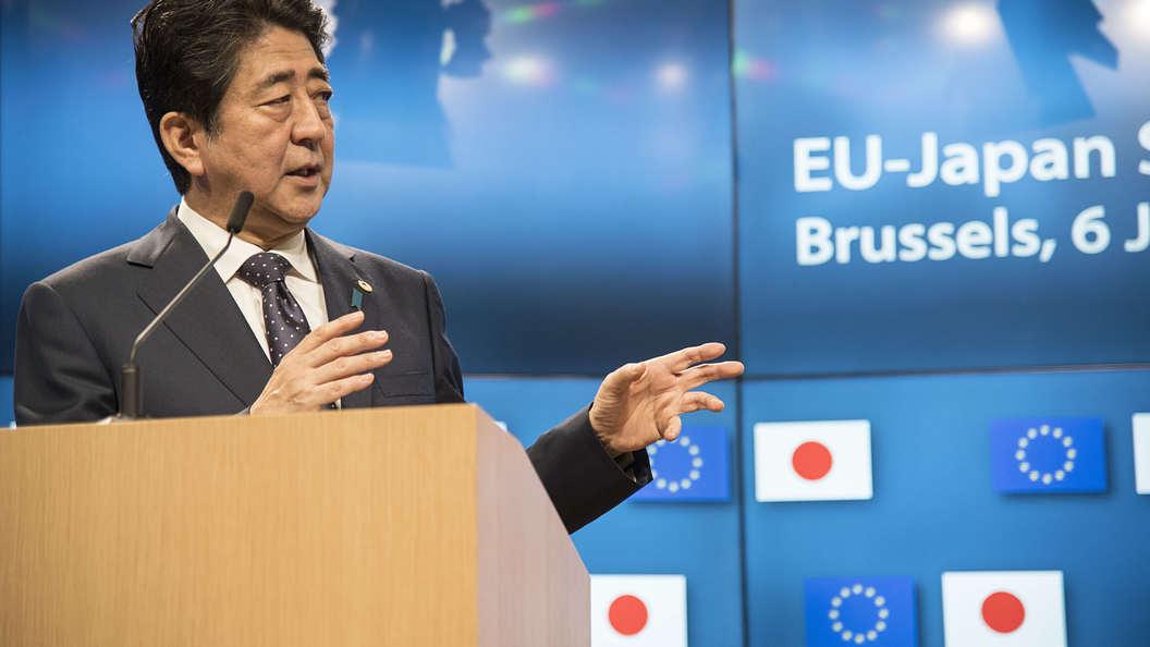 Евросоюз и Япония берут под свой контроль треть мировой экономики