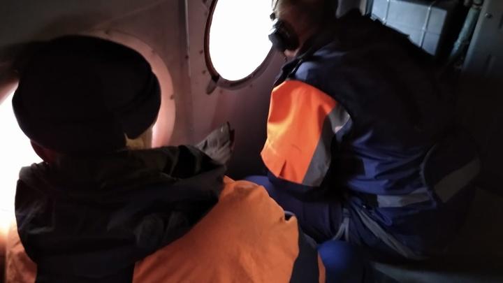 В Хабаровском крае возобновили поиски пропавшего Ан-26: осмотр местности ведут с Ми-8