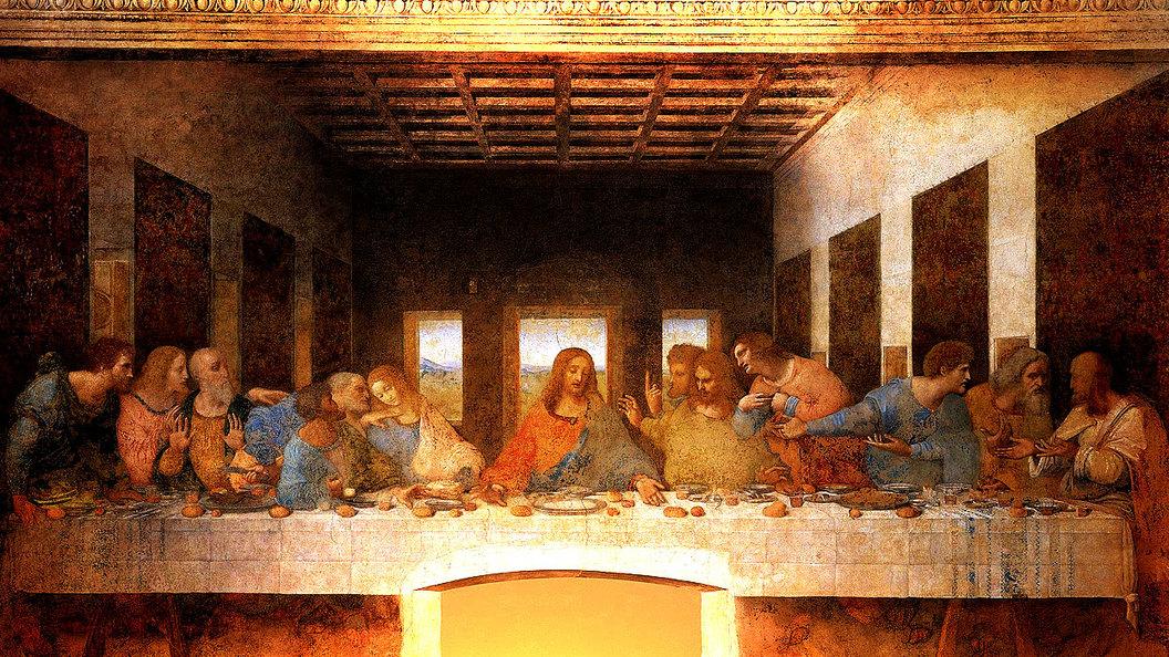 Великий Четверг: День Тайной вечери - установление Евхаристии