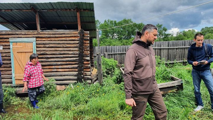 Жители забайкальских сел получат компенсацию за скот, погибший при наводнении