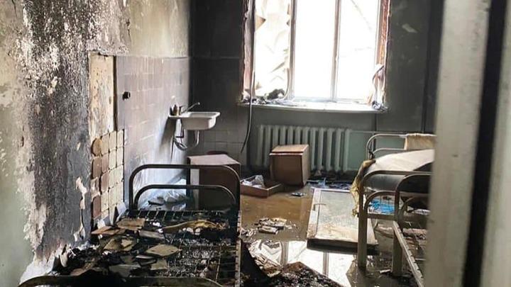 Ремонт челябинской больницы, пострадавшей от взрыва, стоит 11 миллионов