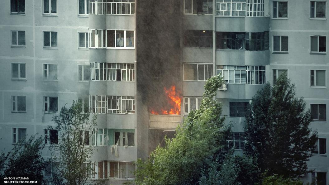 Взрыв газа в жилом доме в Москве унес жизни двух человек