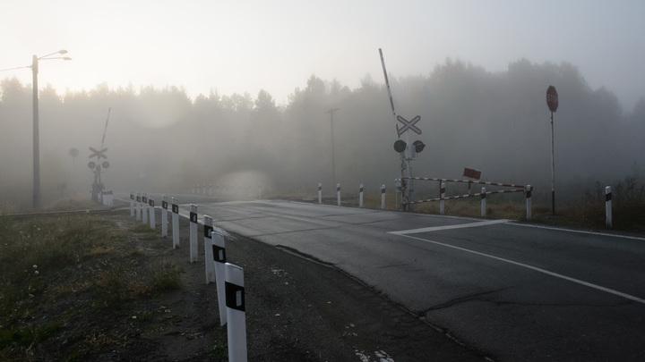 Под Екатеринбургом возобновилось движение на трассе, которую закрывали из-за дыма