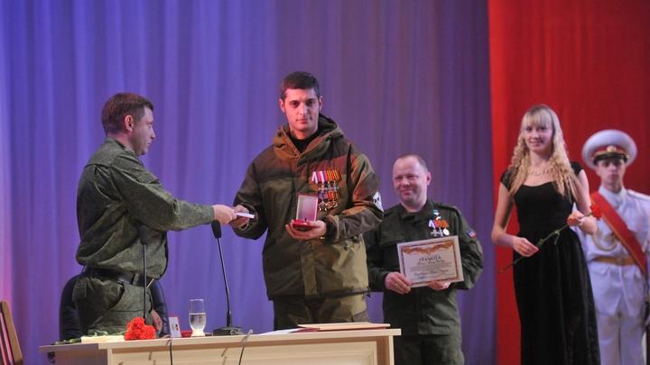 Глава ДНР заявил о задержании убийц Гиви и Моторолы