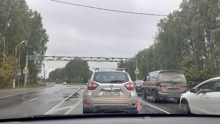 Борский мост откроют полностью для движения вечером 28 сентября