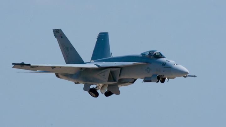 Военные самолеты США нанесли авиаудар по северу Сомали