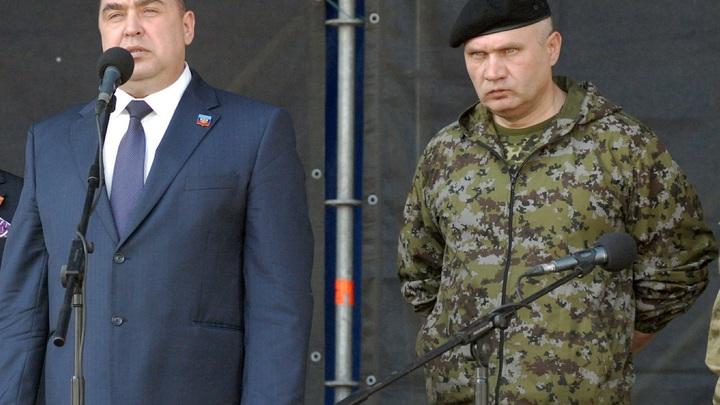 Глава ЛНР назвал виновных в подрыве памятника погибшим ополченцам