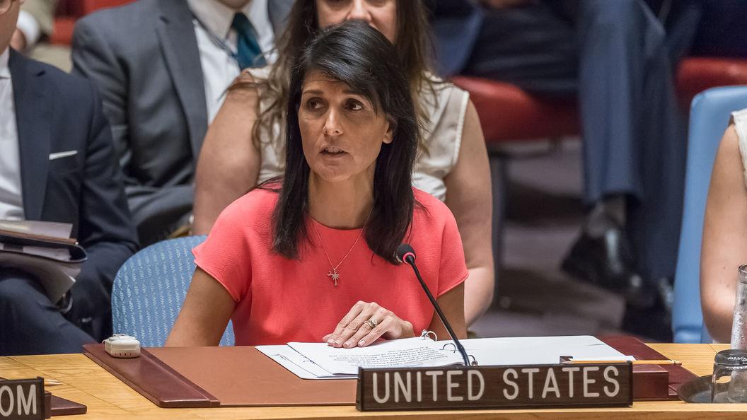 Двое помощников постоянного представителя США при ООН подали заявления обувольнении