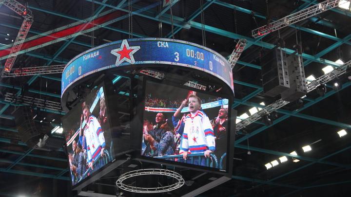 Санкт-Петербург примет чемпионат мира по хоккею - 2023 : «Все решено, договоренности достигнуты»