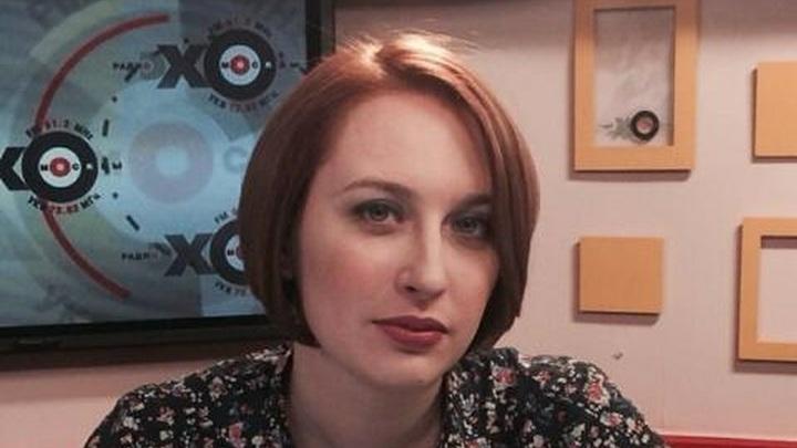 Журналистка Эха Москвы пришла в себя после операции
