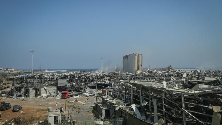 Маленький ядерный взрыв: Эколог оценил степень токсичности случившегося в Бейруте