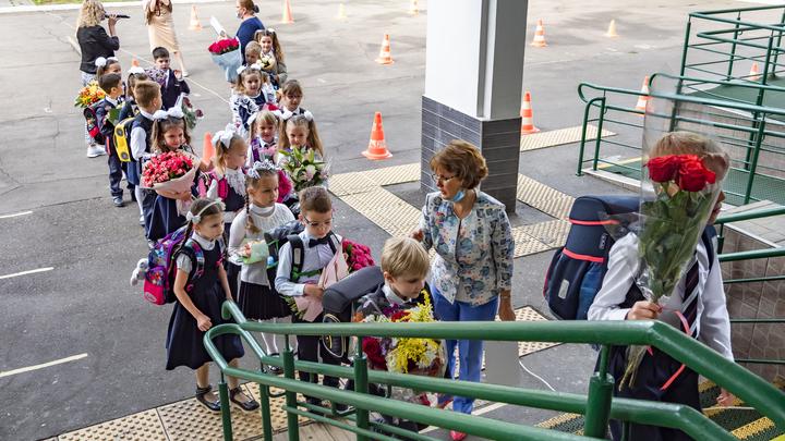 Осталась неделя: Собянин объявил о школьных каникулах