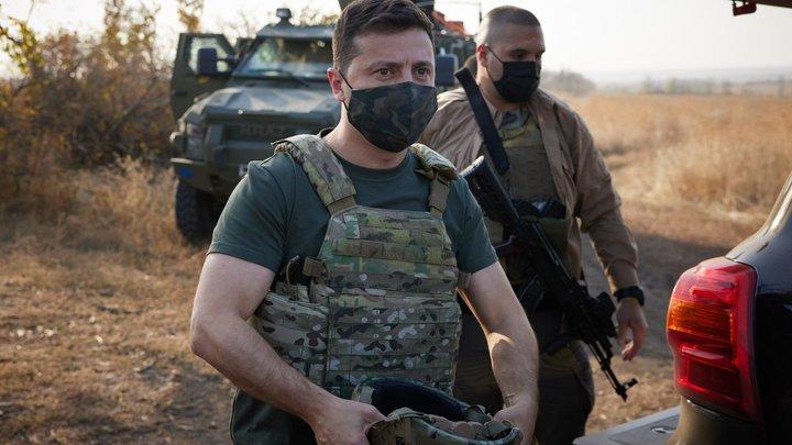 Зеленский в отчаянии: США слились из блицкрига в Донбассе