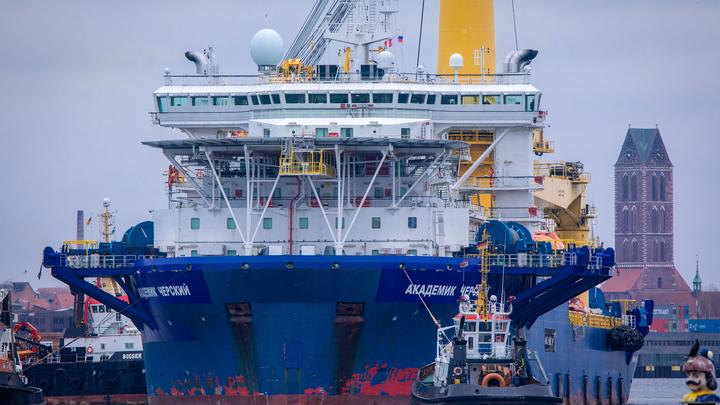 Nord Stream 2 рассказал, когда достроят Северный поток - 2. Ждать осталось недолго