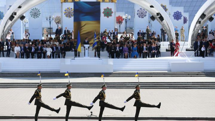 Ой, как нэвдобно получилось!: Киевский журналист показал русскую изнанку украинского парада