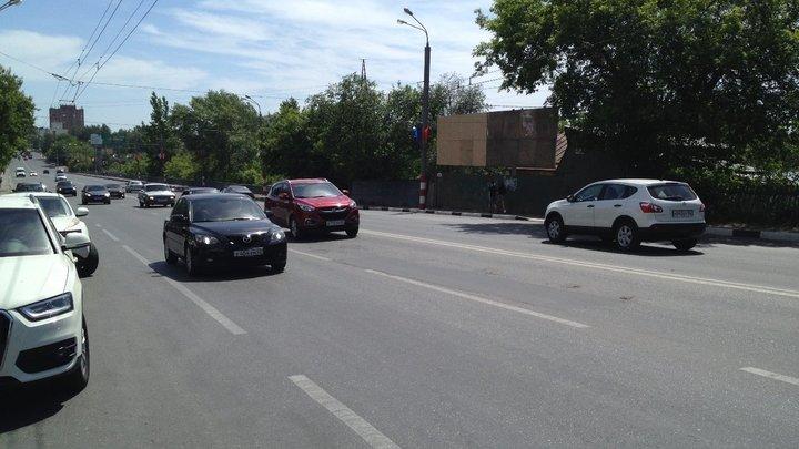 В Нижнем Новгороде реконструкция развязки на ул. Ванеева запланирована на следующий год