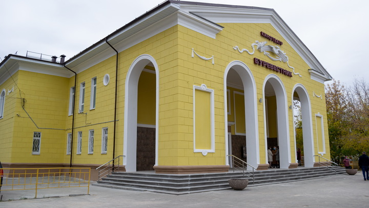 Нижегородский муниципальный кинотеатр Буревестник открылся после ремонта