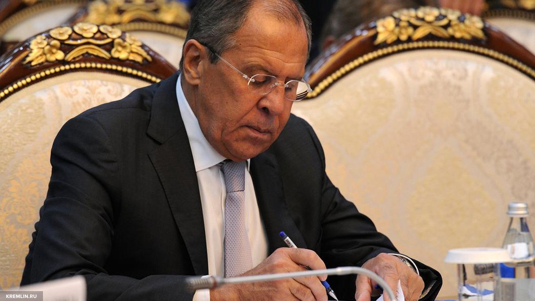 Лавров пояснил, при каких условиях встретятся Путин и Трамп