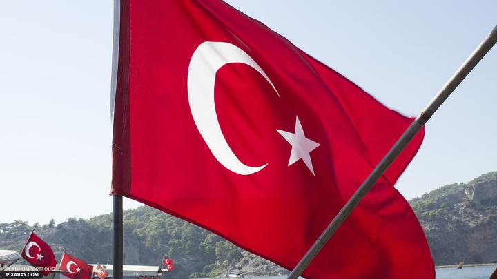 Военные корабли Турции зашли в порт Новороссийска