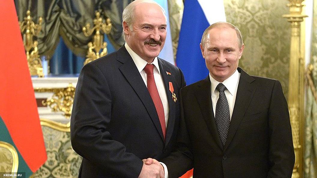 Путин об отношениях с Белоруссией: Есть возможность обсудить нерешенные проблемы