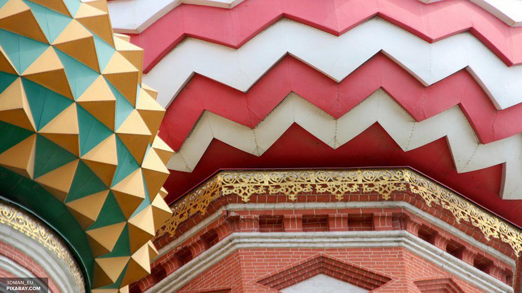 МЧС Татарстана: Горит кровля Храма всех религий под Казанью