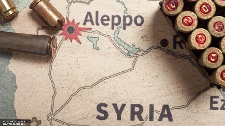 Решающая спецоперация ВКС России в Алеппо попала на видео