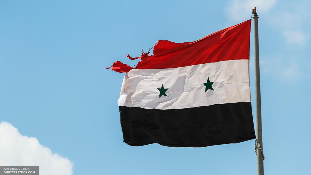 США объяснили удар по Сирии нападением проправительственного беспилотника