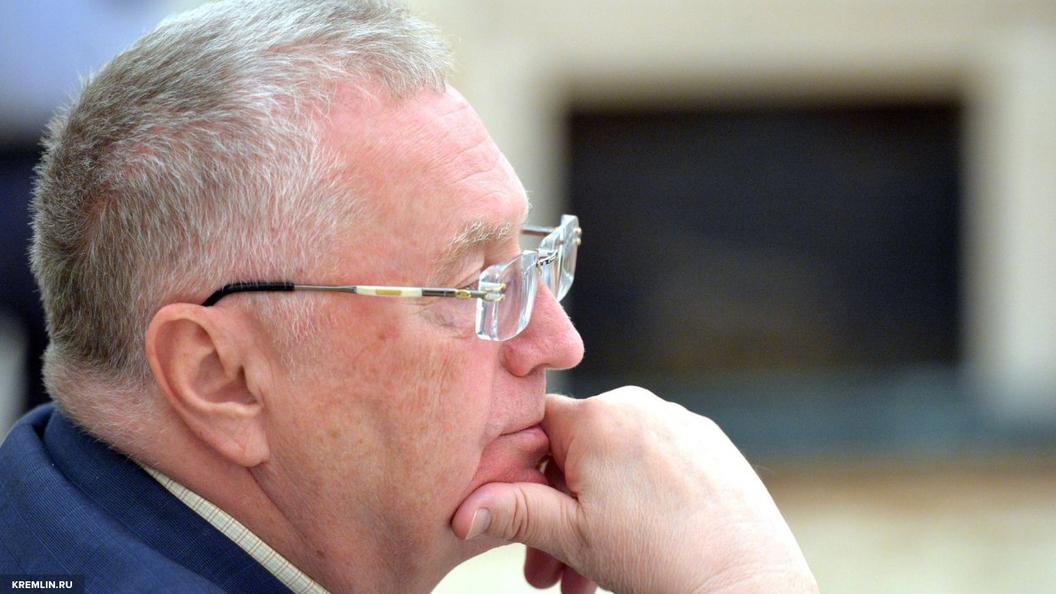 Жириновский обвинил депутата КПРФ в саморекламе за вопрос Медведеву про Навального