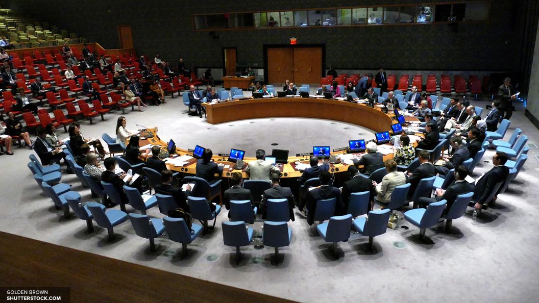 Постпредство России: После слов о диалоге США свернули работу над заявлением СБ ООН по КНДР