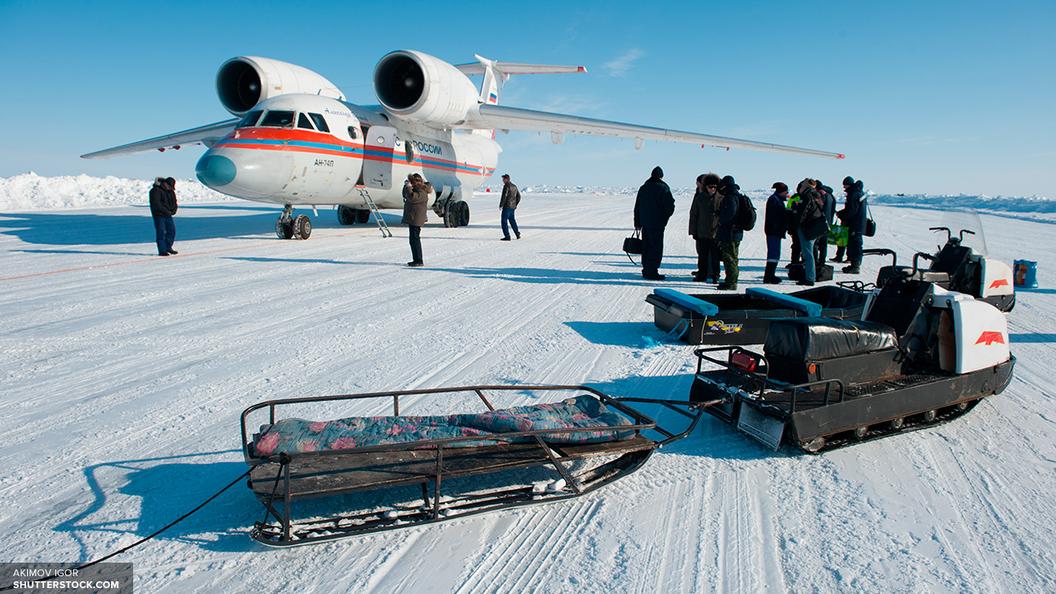 Ученые поедут в Арктику на поиски метана из подводной мерзлоты