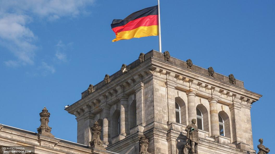В Берлине произошло нападение на полицию