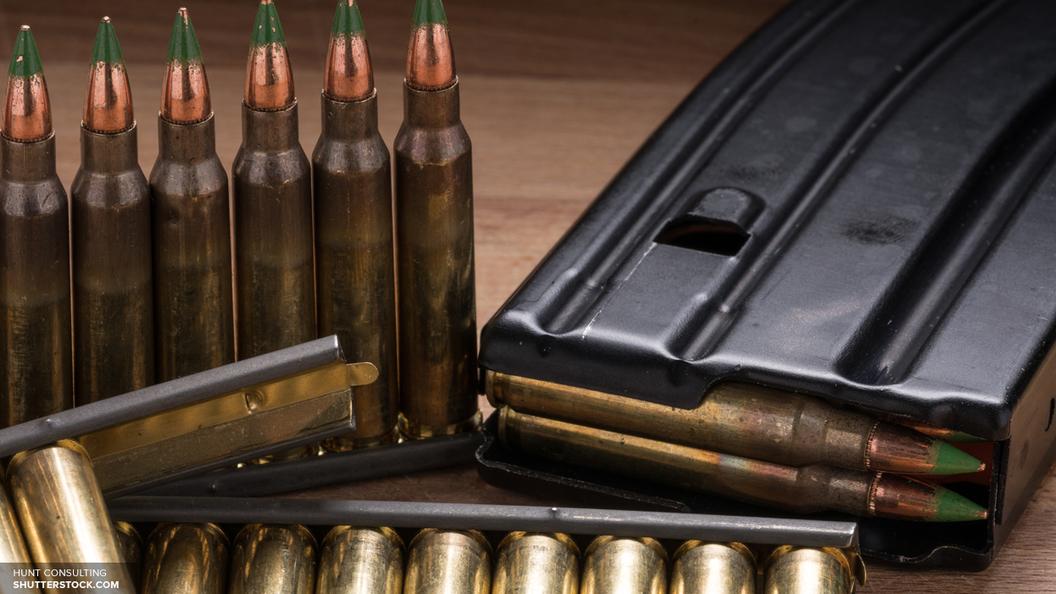 Росгвардия заказала оружия на46 млн руб.