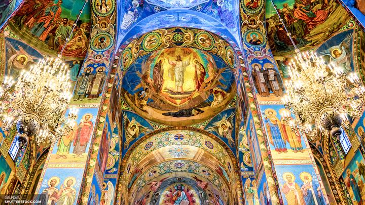Песков назвал нарушения интересов Русской Церкви на Украине недопустимыми