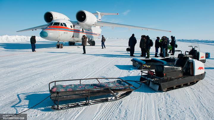 Путин поблагодарил полярников за укрепление сотрудничества с другими странами