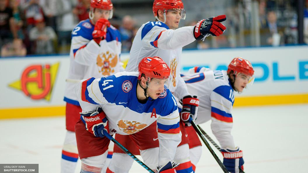 Названы соперники российской хоккейной сборной на групповом этапе ЧМ-2018