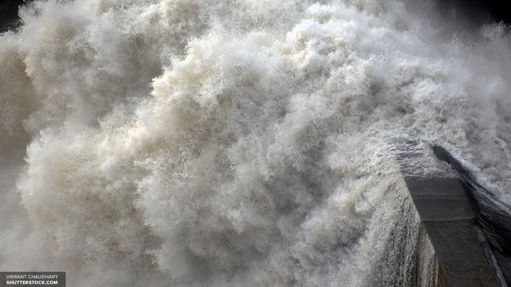 Ученые разгадали загадку огромных кратеров на дне Баренцева моря