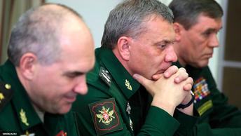 Минобороны: Су-27 перехватил бомбардировщик ВВС США над Балтийским морем
