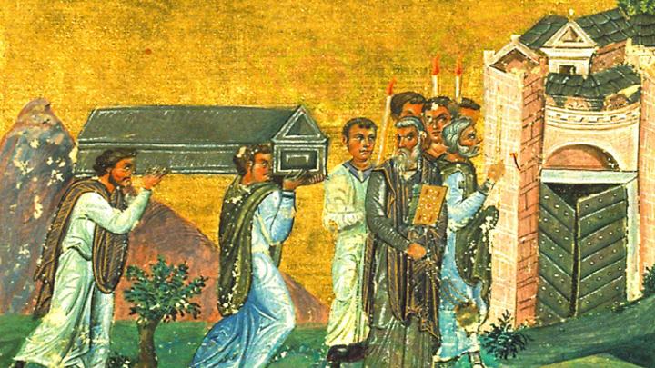 Перенесение мощей священномученика Игнатия Богоносца. Православный календарь на 11 февраля